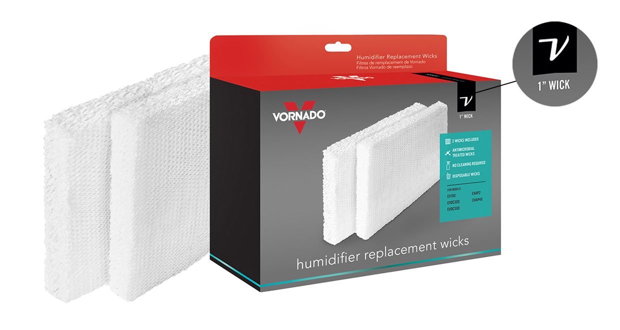humidifier replacement filters wick1.0