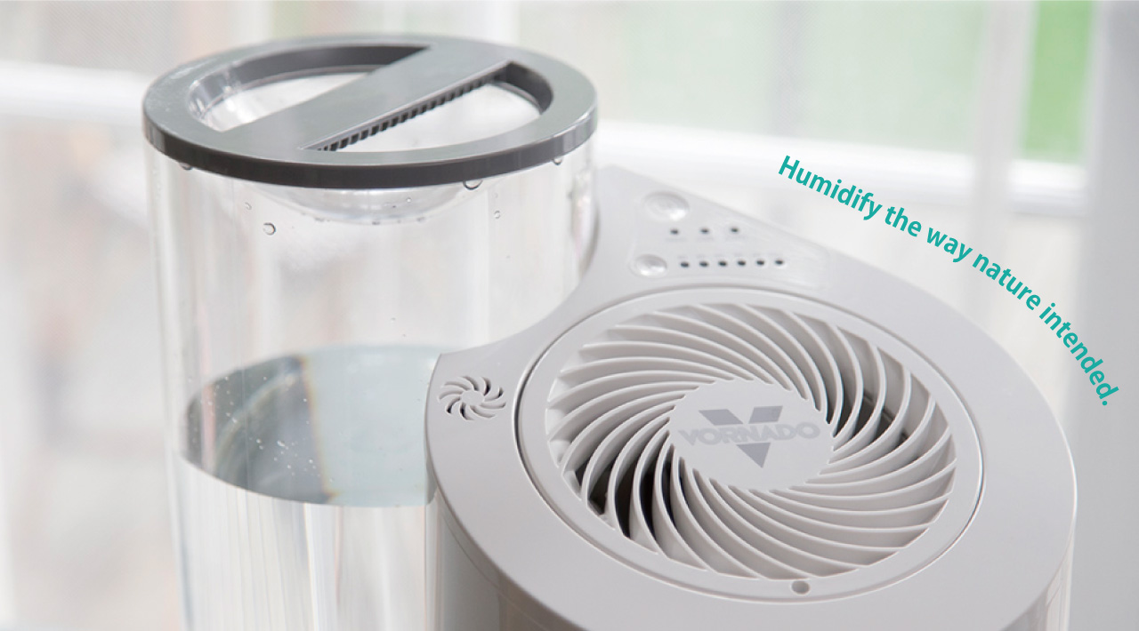 Humidify the way nature intended.